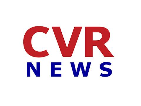 CVR News Telugu Live