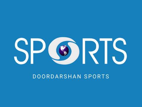 Prasar Bharati Sports Live